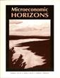 Microeconomic Horizons
