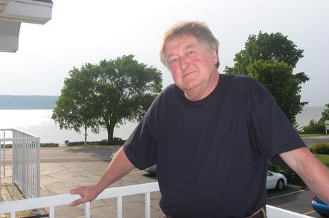 Joseph E. Pluta author photo